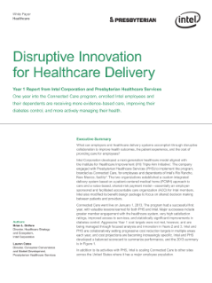 Innovative Healthcare Delivery through Connected Care Program